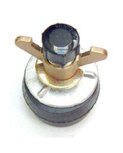 Monument 2.5in. 63mm X ½ In. Cast Drain Plug - MON188Q