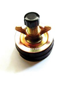 Monument 1½In. 42mm X ½In. Pressed Steel Drain Plug - MON920U