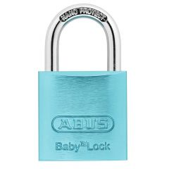 ABUS 645TI/30 Baby Lock Pale Blue