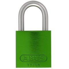 ABUS Aluminium 72LL/40 Love Lock Green