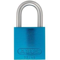 ABUS Aluminium 72LL/40 Love Lock Turquoise