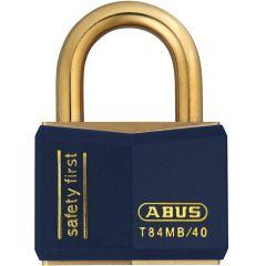 ABUS T84MB/40 Blue KA 8406