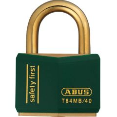 ABUS T84MB/40 Green KA 8403