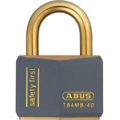 ABUS T84MB/40 Grey KA 8405
