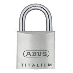 ABUS Titalium 64TI/25 Keyed Alike