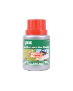 ALM Manufacturing 2-Stroke One Shot Bottle Oil 100ml - ALMOL120