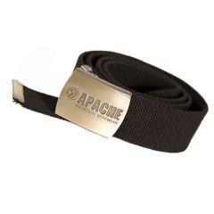 Apache Black Woven Belt - APABELT