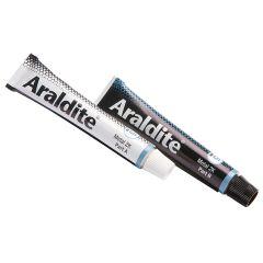 Araldite Steel Epoxy 2 x 15ml Tubes - ARA400010