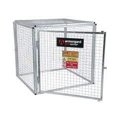 Armorgard Gorilla Bolt Together Gas Cage 1200 x 1200 x 1200mm - ARMGGC4
