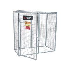 Armorgard Gorilla Bolt Together Gas Cage 1800 x 900 x 1800mm - ARMGGC7