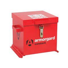 Armorgard TransBank Hazard Transport Box 420 x 410 x 350mm - ARMTRB1