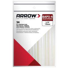 """Arrow BAP5 4"""" Glue Sticks (24 Pack) - BAP5"""