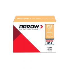 "Arrow P35 Staples 6mm 1/4"" (Approx 5000 Box) - 354"