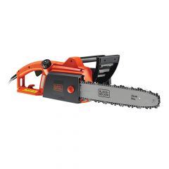 Black & Decker Corded Chainsaw 35cm Bar 1800W 240V - B/DCS1835