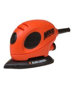 Black & Decker Mouse Detail Sander & Sanding Sheets 55W 240V - B/DKA161BC