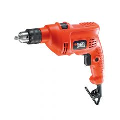 Black & Decker DIY Percussion Hammer Drill 500W 240V - B/DKR504