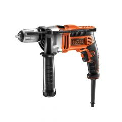 Black & Decker Percussion Hammer Drill 800W 240V - B/DKR805K