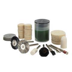 BlueSpot Tools Cleaning & Polishing 20 Piece Kit - B/S19013