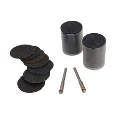 BlueSpot Tools Cut Off Wheel Accessory Kit 85 Piece - B/S19021