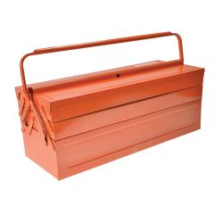 Bahco Orange Metal Cantilever Tool Box 21in - BAH3149OR