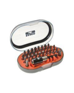 Bahco 60T/311 31 Piece Bit Set TORX, PH, PZ, SL HEX - BAH60T311