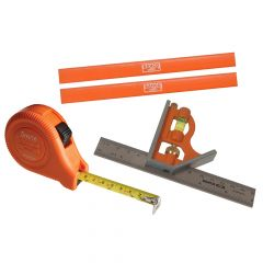 Bahco CS150PACK Combination Square Pack - BAHCSPACK17