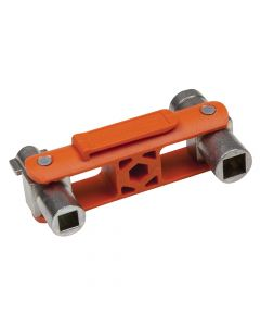 Bahco 5-in-1 Switch Cabinet Master Key - BAHMK5