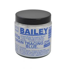 Bailey Drain Tracing Dye - Blue - BAI1992