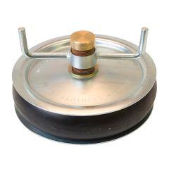 Bailey Drain Test Plug 225mm (9in) - Brass Cap - BAI2420