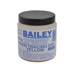 Bailey Drain Tracing Dye - Yellow - BAI3591