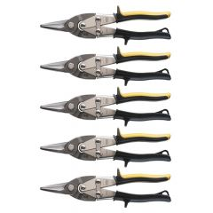 Bessey Aviation snips D16S-SB 5 Pack