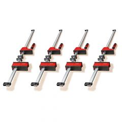 Bessey Vario K Body REVO 2.0 KREV150-2K 1500/95 Quad Pack 4 Clamps