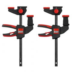NEW Bessey EZR15-6 One Handed Guide Rail Clamp Set - 2X - Available Now