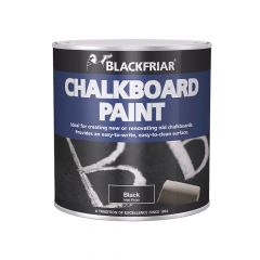 Blackfriar Chalkboard Paint 500ml - BKFBBP500