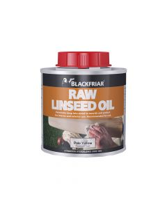 Blackfriar Raw Linseed Oil 250ml - BKFRLO250