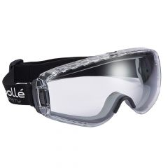 Bolle Safety Pilot Safety Goggles Clear - BOLPILOPSI