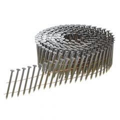 Bostitch Bright Ring Shank Coil Nails 2.3 x 55mm Pack of 13200 - BOSN230R55Q