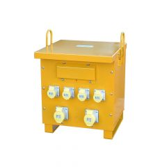 Carroll & Meynell Transformer Six Outlet 10Kva 400V - C/M10K36
