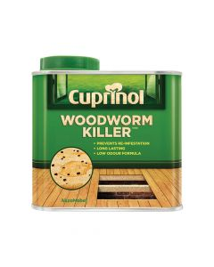 Cuprinol Low Odour Woodworm Killer 5 Litre - CUPWW5L