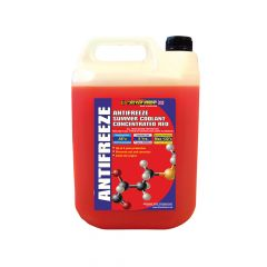 Silverhook Concentrated Red Antifreeze O.A.T. 4.5 Litre - D/ISHAR4