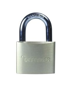 Defender 40mm Brass Padlock - DFBP4
