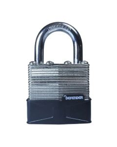 Defender 40mm Laminated Padlock - DFLAM40
