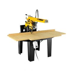 DEWALT Radial 3 Phase Arm Saw 350mm 4000W 240V - DEW729KN