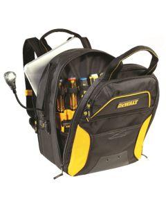 Dewalt Lighted Usb Charging Tool Backpack - DEWDGCL33