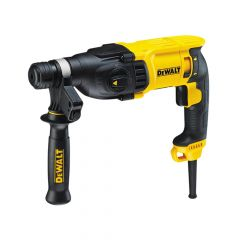 DEWALT SDS Plus 3 Mode 26mm Hammer Drill 800W 240V - DEWD25133K