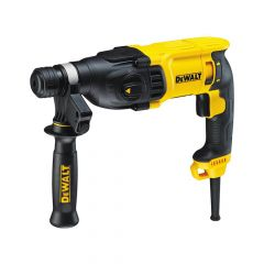 DEWALT SDS Plus 3 Mode Hammer Drill 800W 110V - DEWD25133KL