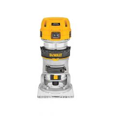 DEWALT 1/4in Compact Fixed Base Router 900W 110V - DEWD26200L