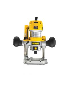 DEWALT 1/4in Plunge Router Variable Speed 900W 240V - DEWD26203