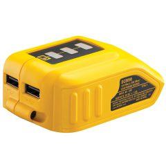 DEWALT USB Charger 10.8-18V Li-Ion - DEWDCB090