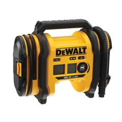 DEWALT XR Triple Source Inflator 18V Bare Unit - DEWDCC018N